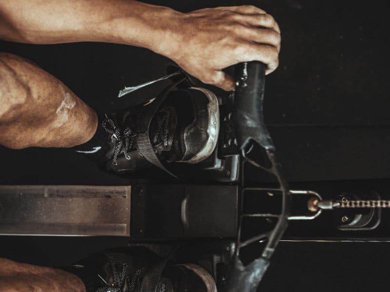 crossfit rower